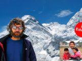 El Lhotse (en nepalí: ल्होत्से; en chino, 洛子峰; pinyin, Luòzǐ Fēng) es la cuarta montaña más alta de la Tierra, solo superada por el Everest, el K2 y el Kangchenjunga.